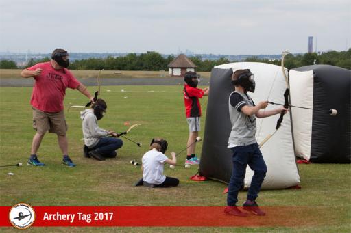 Archery Tag 2017 60 wm