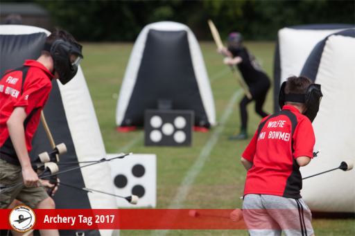 Archery Tag 2017 45 wm