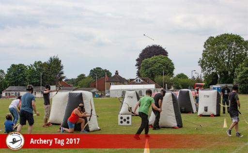 Archery Tag 2017 18 wm
