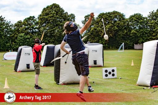 Archery Tag 2017 40 wm